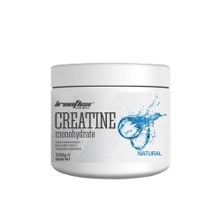 IronFlex - Creatine Monohydrate 300g natural