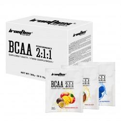 IronFlex - BCAA Performance 2-1-1 20x15 300g mix