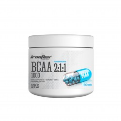 IronFlex - BCAA 2-1-1 1000 150tab