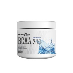 IIronFlex - BCAA Performance 2-1-1 200g natural